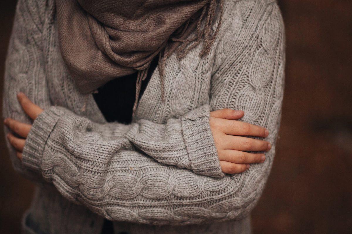 Erkältungen treten in der kalten Jahreszeit häufiger auf als im Sommer