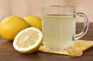 Getränke sollten mit einer wohltuender Temperatur getrunken werden.