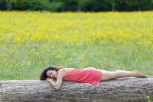 Lachen hat eine entspannende Wirkung