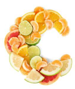 Vitamin C stärkt die Abwehrkräfte.
