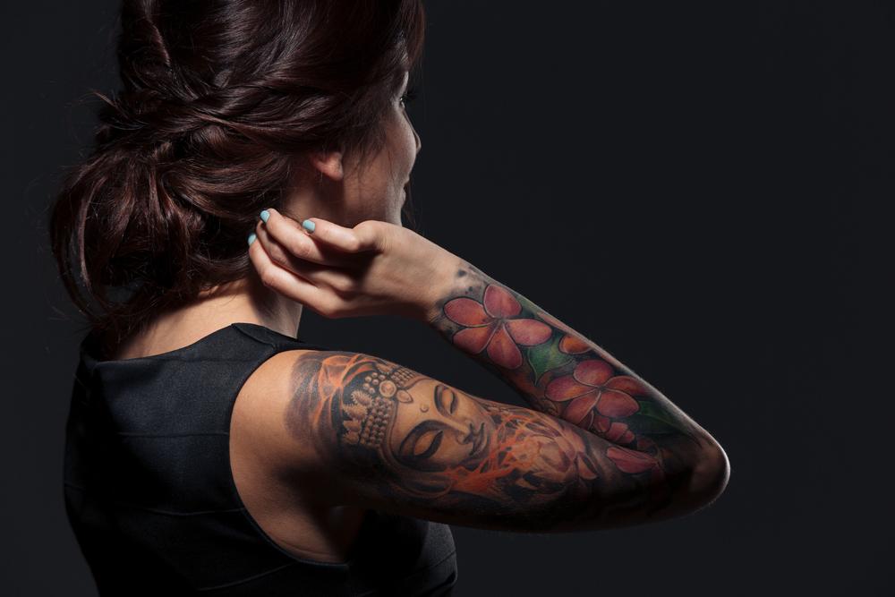 Die Nachsorge eines Tattoos ist daher umso wichtiger.