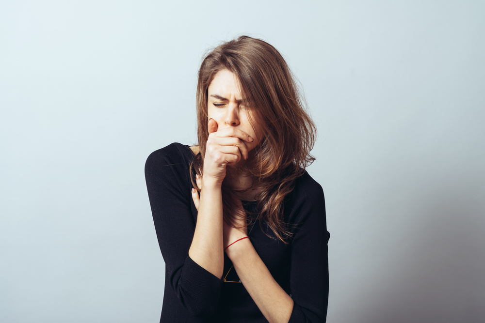 Husten, Atemnot und Erbrechen: Keuchhusten geht an die Substanz.