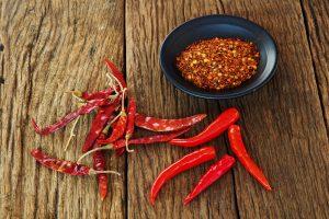 Chili macht den Fettzellen Feuer!
