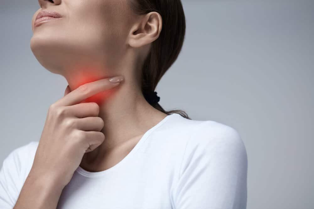 einseitig geschwollene lymphknoten hals