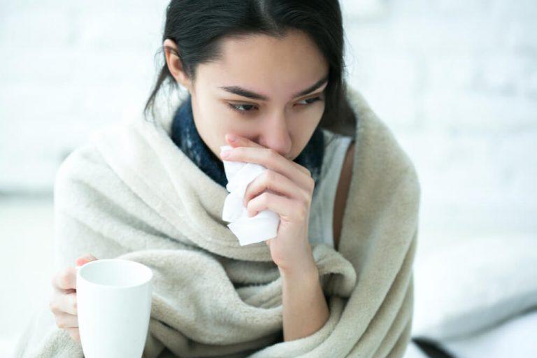 Inkubationszeit eines grippalen Infkets