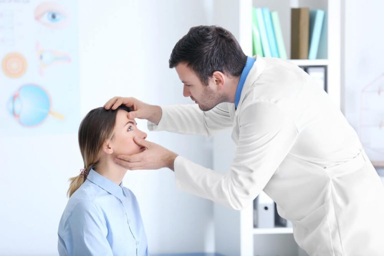 Augenarzt Hausbesuche